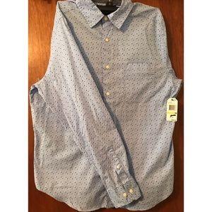 ‼️NWT‼️Nautica Men's causal button up shirt